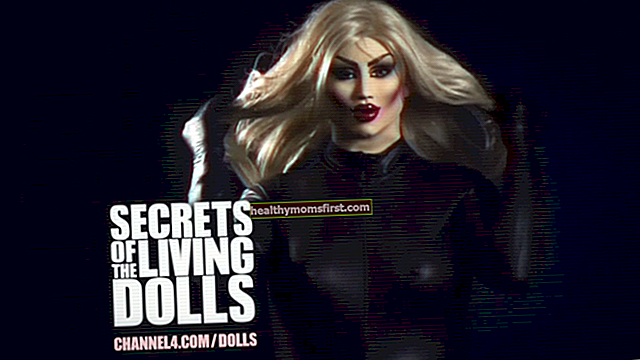 Latihan Manusia Barbie Valeria Lukyanova dan Rahasia Diet