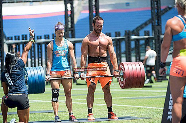 Rencana Diet dan Latihan Lauren Fisher (Atlet CrossFit)