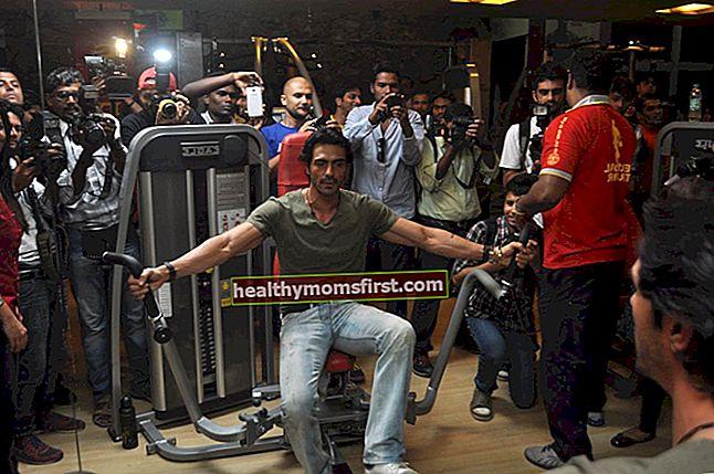 Rutinitas Latihan Arjun Rampal dan Tips Diet