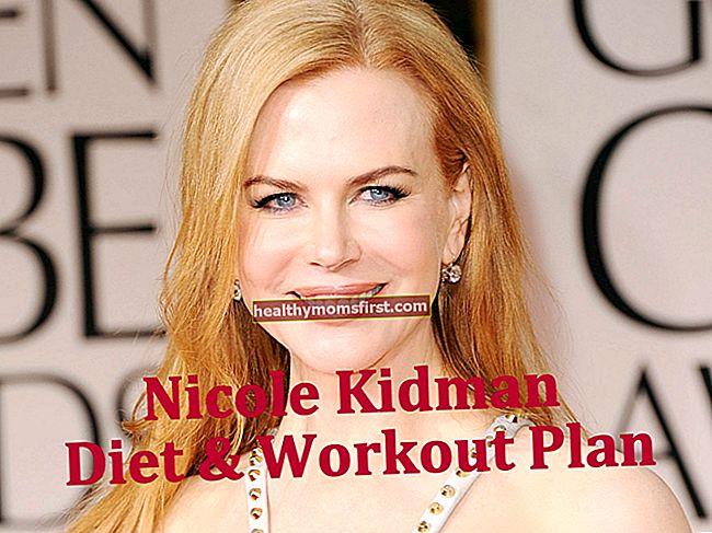 Program Diet dan Rutinitas Latihan Shailene Woodley