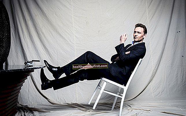 Rencana Diet dan Rutinitas Latihan Tom Hiddleston