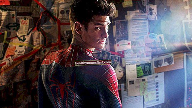 Latihan Andrew Garfield dan Rencana Diet untuk Spider-Man 2014