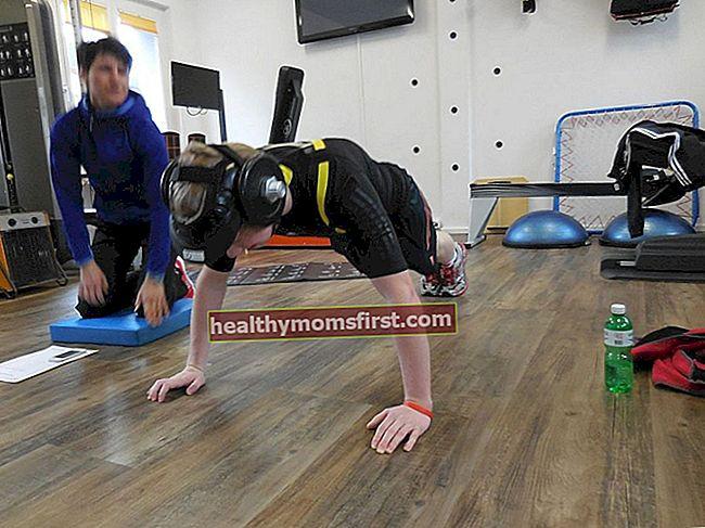 オリビアパレルモダイエット計画とトレーニングルーチン