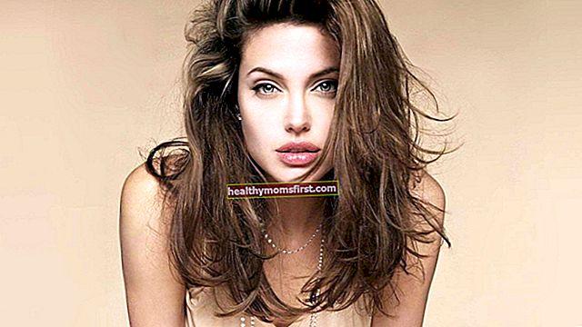 Angelina Jolie Tinggi, Berat, Umur, Statistik Tubuh