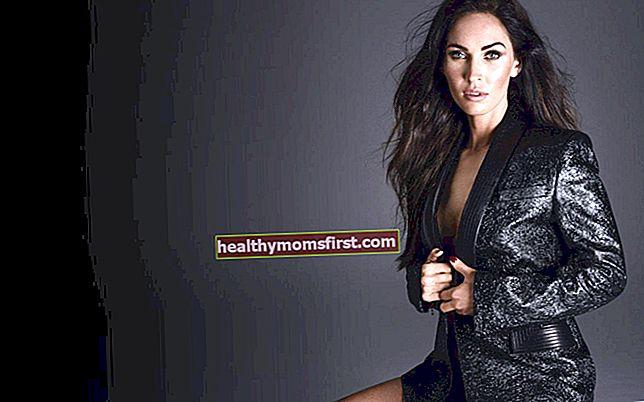 Megan Fox Tinggi Badan, Berat Badan, Umur, Statistik Tubuh