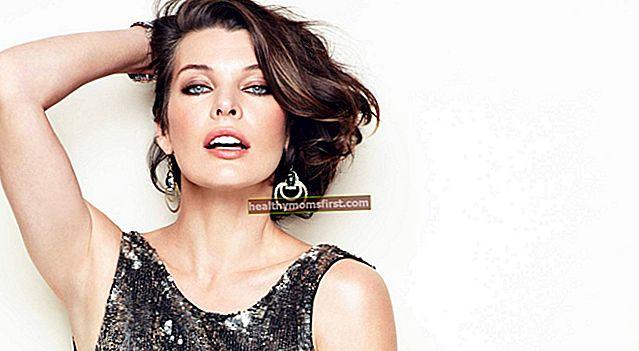 Milla Jovovich Tinggi, Berat, Usia, Statistik Tubuh