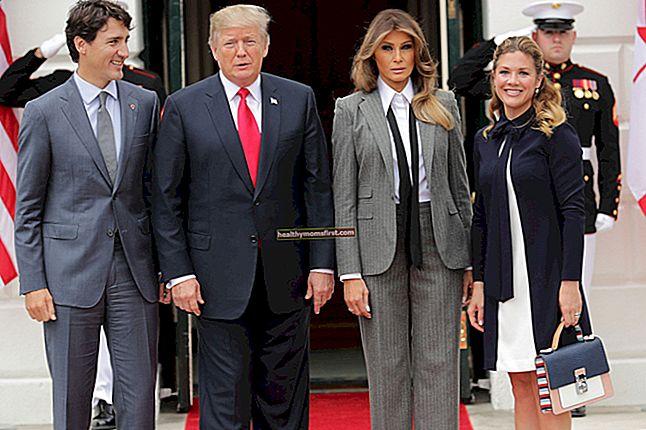 Melania Trump Tinggi, Berat, Umur, Statistik Tubuh