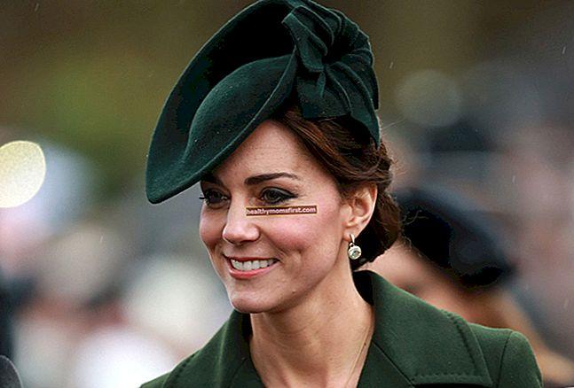 Kate Middleton Tinggi, Berat, Usia, Statistik Tubuh