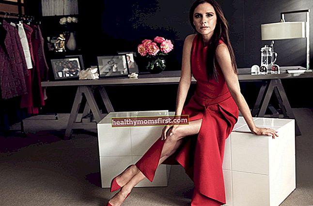 Victoria Beckham Tinggi, Berat, Umur, Statistik Tubuh