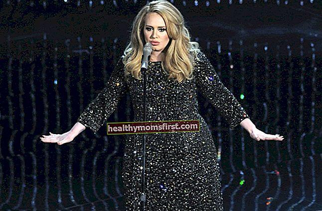Adele Tinggi Badan, Berat Badan, Umur, Statistik Tubuh