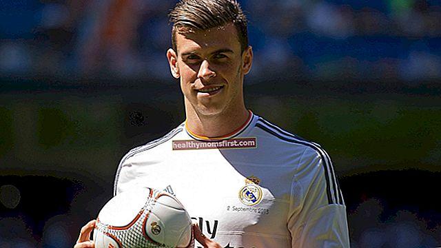 Gareth Bale Tinggi, Berat, Umur, Statistik Tubuh