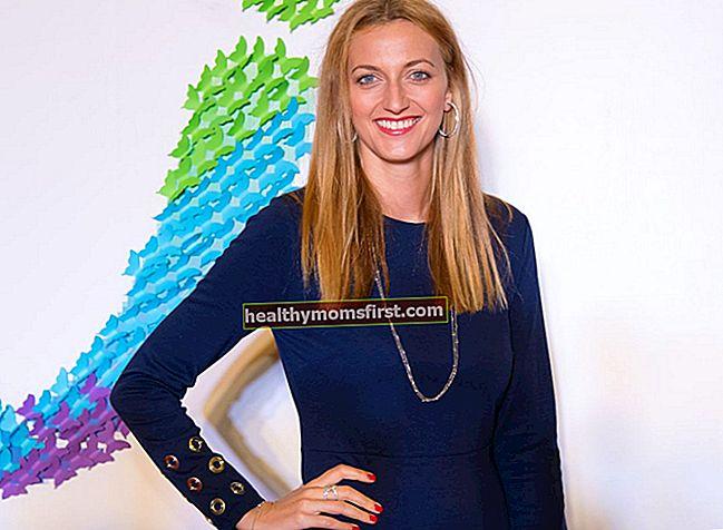 Petra Kvitová Tinggi, Berat, Usia, Statistik Tubuh