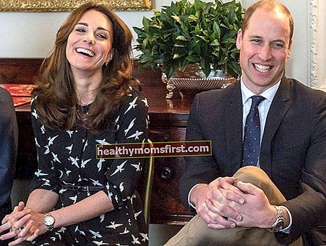 Prince William Tinggi, Berat, Umur, Statistik Tubuh