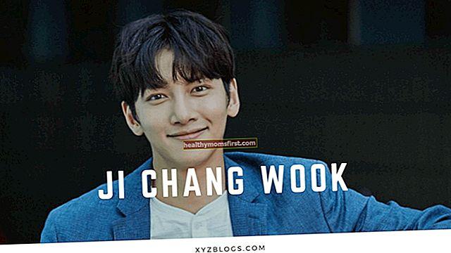 Ji Chang-wook Tinggi, Berat, Umur, Statistik Tubuh