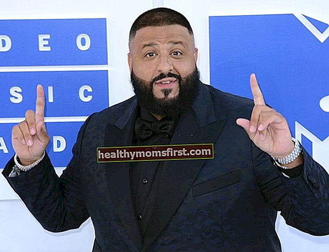 DJ Khaled身長、体重、年齢、体の統計
