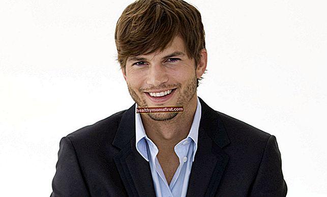 Ashton Kutcher Tinggi, Berat, Usia, Statistik Tubuh