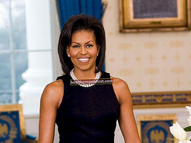 Michelle Obama Tinggi, Berat, Umur, Statistik Tubuh