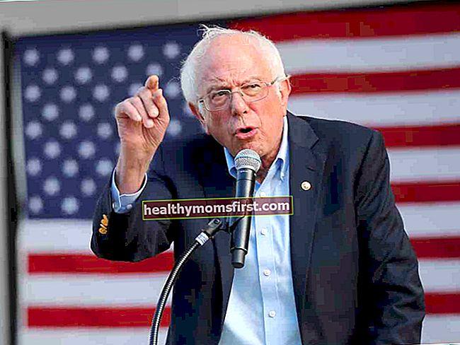 Bernie Sanders Tinggi, Berat, Umur, Statistik Tubuh
