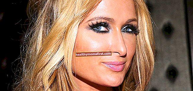 Paris Hilton Tinggi, Berat, Usia, Tubuh, Statistik