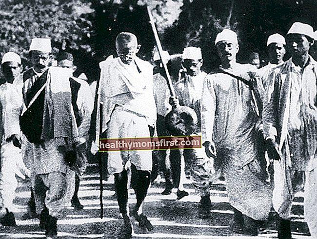 Mahatma Gandhi Tinggi, Umur, Keluarga, Fakta, Biografi