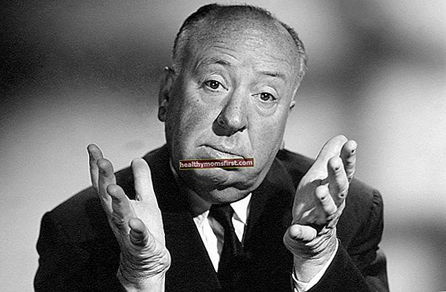 Alfred Hitchcock Tinggi, Berat, Umur, Fakta, Biografi