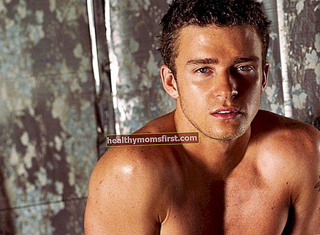 Justin Timberlake Tinggi, Berat, Umur, Statistik Tubuh