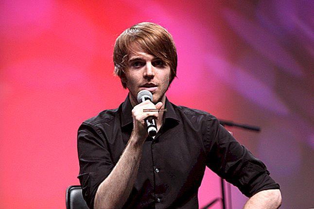 Shane Dawson Tinggi, Berat, Umur, Statistik Tubuh