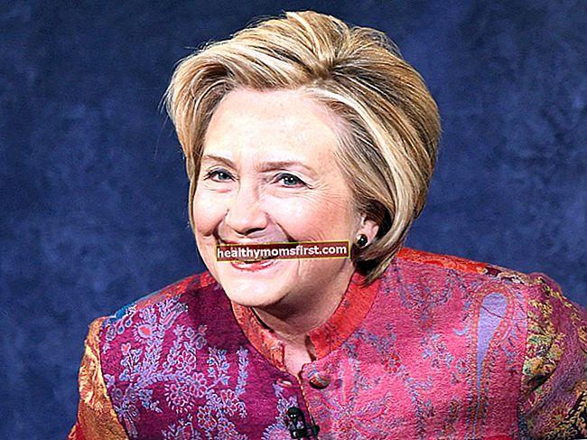Hillary Clinton Tinggi, Berat, Umur, Statistik Tubuh