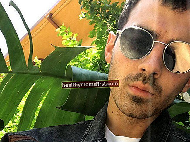 Joe Jonas Tinggi, Berat, Umur, Statistik Tubuh