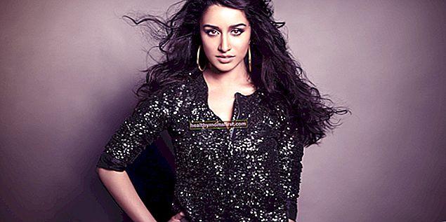 Shraddha Kapoor Tinggi, Berat, Usia, Statistik Tubuh