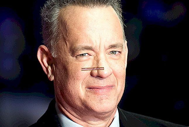 Tom Hanks Tinggi, Berat, Umur, Statistik Tubuh