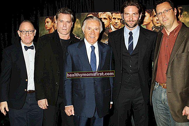 Bradley Cooper Tinggi, Berat, Umur, Statistik Tubuh