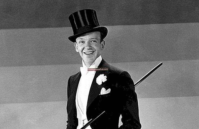 Fred Astaire Tinggi, Berat, Umur, Fakta, Biografi