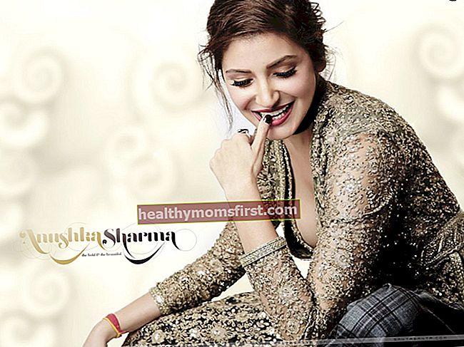 Anushka Sharma Tinggi, Berat, Umur, Statistik Tubuh