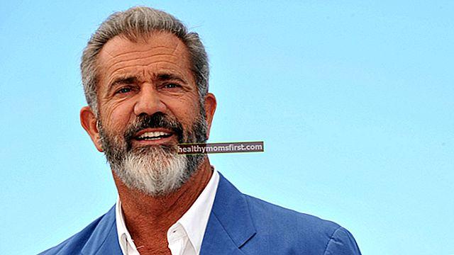 Mel Gibson Tinggi, Berat, Umur, Statistik Tubuh