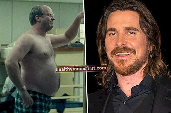 Christian Bale Tinggi, Berat, Umur, Statistik Tubuh