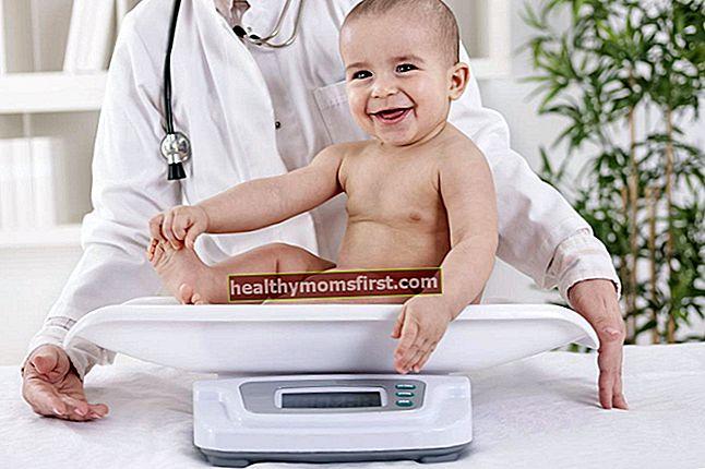 Baby Ariel Tinggi, Berat, Umur, Statistik Tubuh