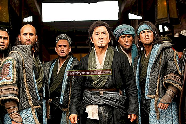 Jackie Chan Tinggi, Berat, Umur, Statistik Tubuh