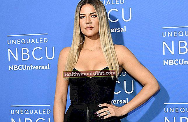 Khloe Kardashian Tinggi, Berat, Usia, Statistik Tubuh