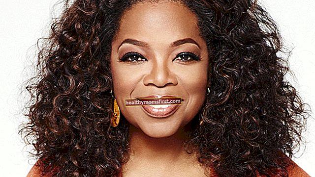 Oprah Winfrey Tinggi, Berat, Umur, Statistik Tubuh