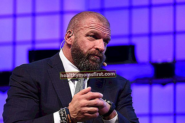 Triple H Tinggi, Berat, Usia, Statistik Tubuh